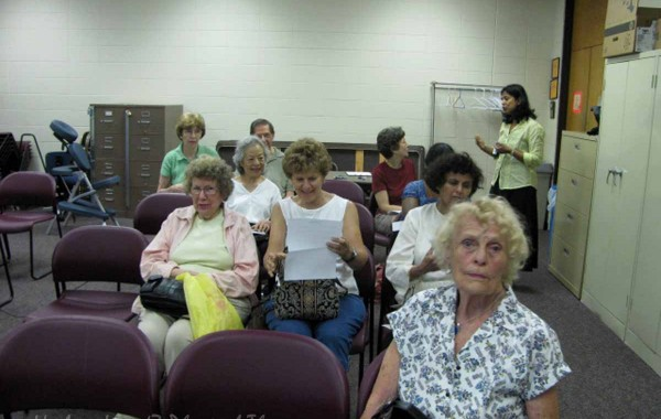 Back Pain Seminar (2011)