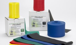 Thera-Band Latex Free Exercise Bands