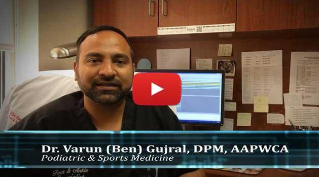 Dr. Varun (Ben) Gujral