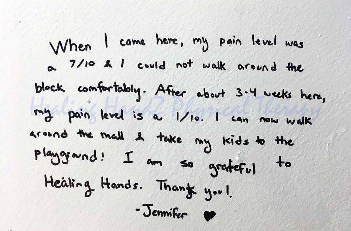 Testimonial: Jennifer Maleh
