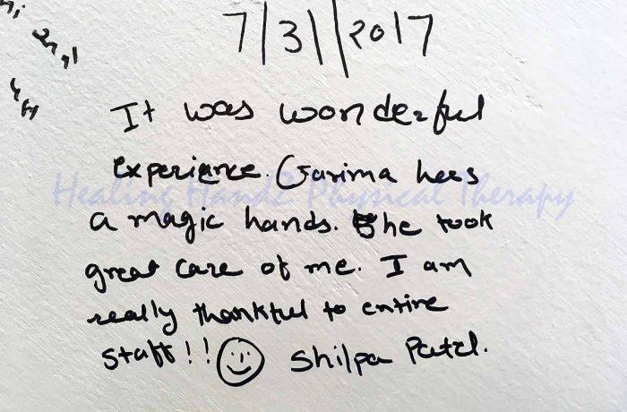 Testimonial: Shilpa Patel